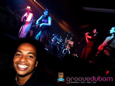 DJ Lenny Groove du Bom e Euterpia no Coppola