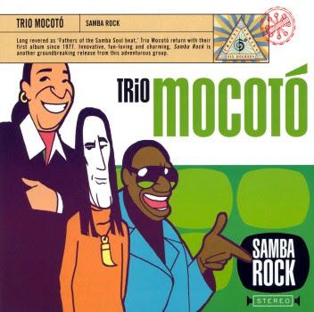 2002 - Trio Mocotó - Samba Rock - Fino da Bossa