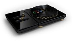 Joystick DJ Hero - Fino da Bossa