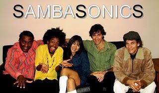 Sambasonics - Diquinta - Sexta 16/07 - 23h