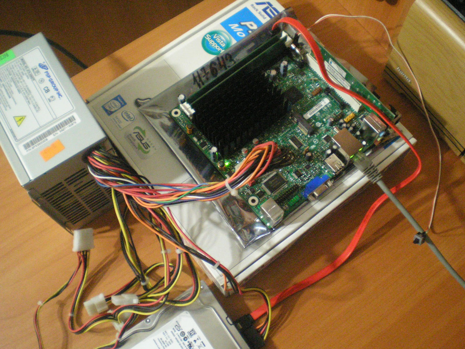 Домашний сервер своими руками 2016