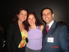 Con Gisela Kenneth y Xavier Bejar Guayaquil-Ecuador