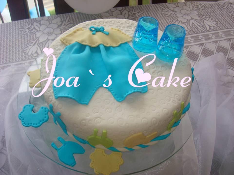 Joa Cake...Arte hecho azucar: Tortas de Baby Shower
