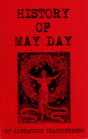 History of May Day by Trachtenberg, Alexander, Trachtenberg, Alexander