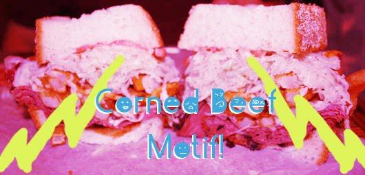 Corned Beef Motif!