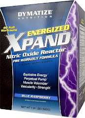 Energized Xpand(Pre Work Out)
