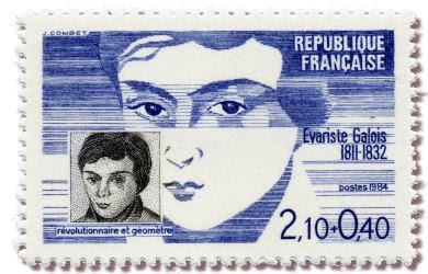 Galois stamp