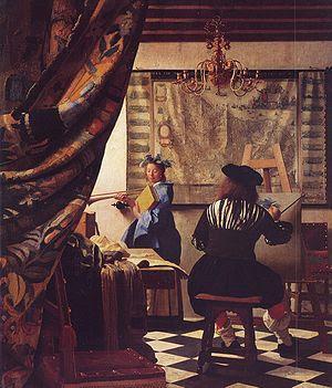 Vermeeer painting