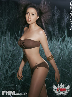 Christine Reyes FHM most sexiest - VidInfo