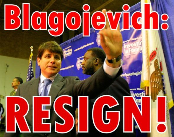 Resign Rod