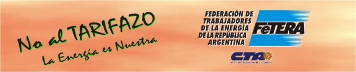 !No Al TARIFAZO!!
