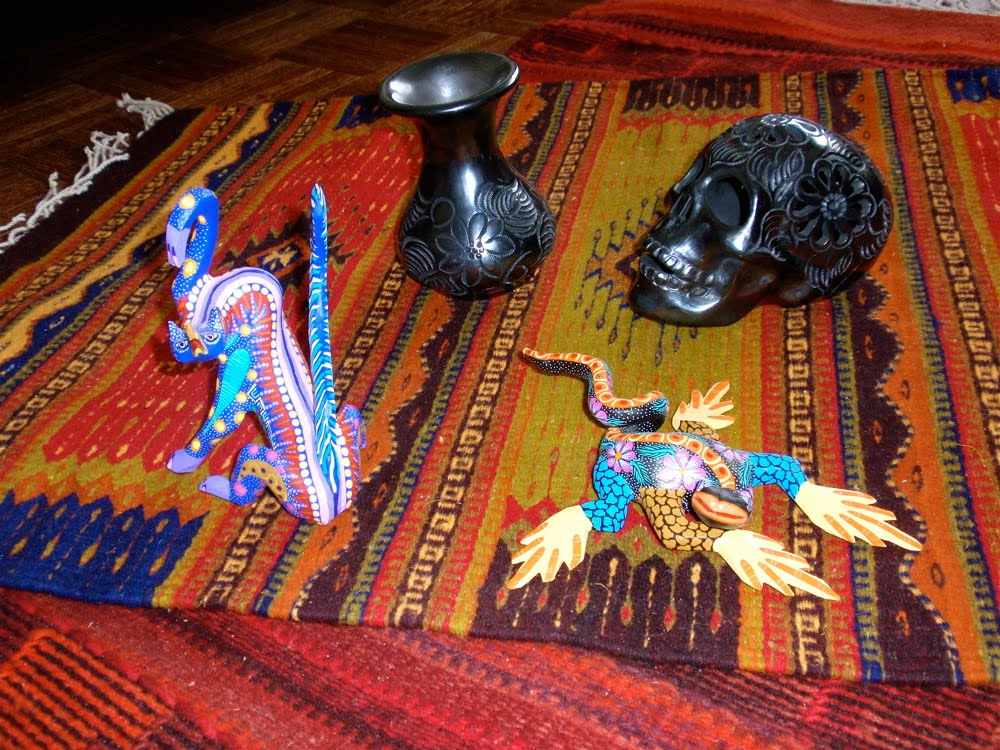 Grant robin 39 s travels mexico 2010 part 2 oaxaca crafts for Oaxaca mexico arts and crafts