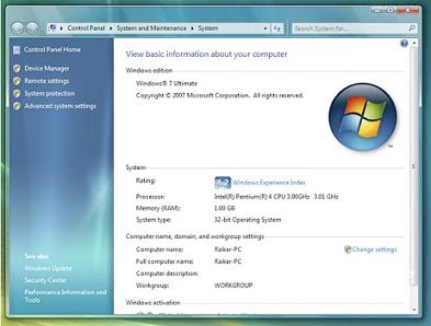 windows7 Windows 7 Ultimate Crack Available for Free Download