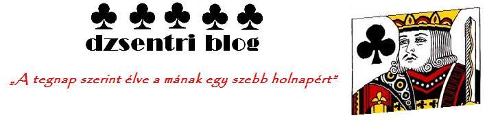 dzsentri blog ♣