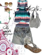 :: 1st Colection in polyvore =D ::