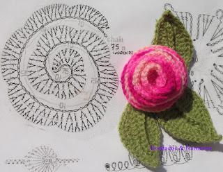 Bya Ferreira Crochet Designer 10 Gráficos De Flores Em Crochê