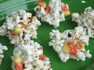 Candied Popcorn Balls