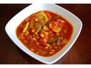 Carrie's Vegetable Soup