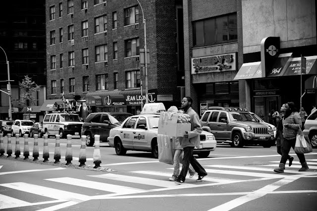 Walk In New York - New York Street