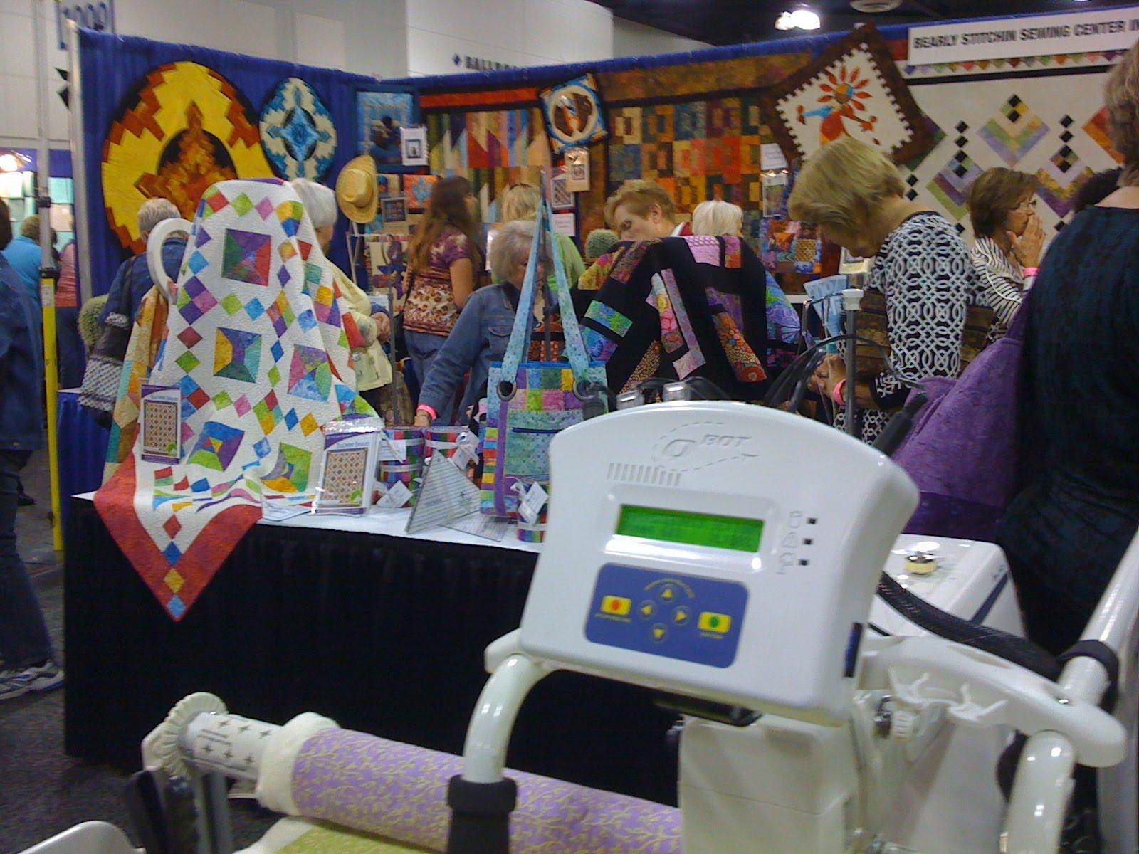 Road to California Quilt Show Booth #822 | QBOT : quilt show california - Adamdwight.com