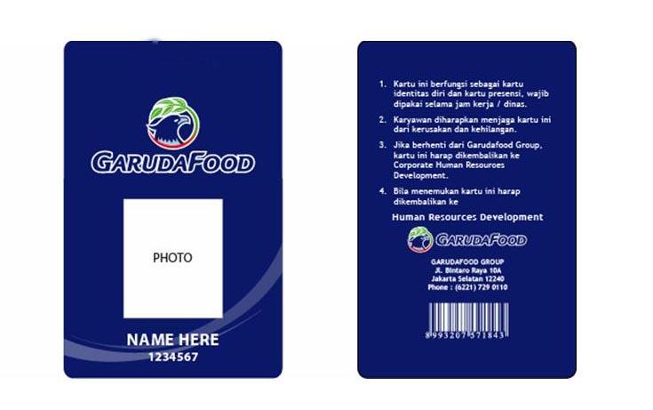 Corporate profile, ID card, name card