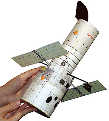 pvc model hubble space telescope - photo #6