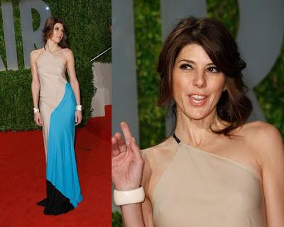 Oscars 2009 – Marisa Tomei en el Vanity Fair