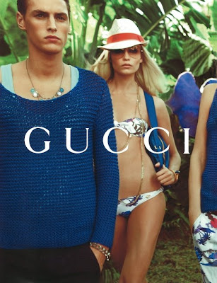 Rumores… Ads AW09-10 – Gucci