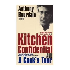 antikmodern well read Kitchen Confidential