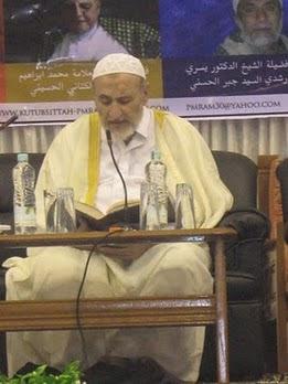 Al-Fadhilatul Syeikh Dr.Rifa'at Fauzi.