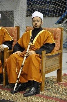 Al-Fadhilatul Syeikh Usamah Said Mahmud Azhari