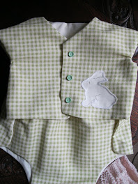 Sunsuit 0 - 6 months