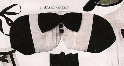 tuxedo sleep mask