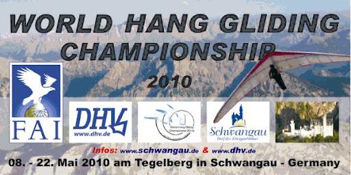 World Hang Gliding Championship 2010 Tegelberg