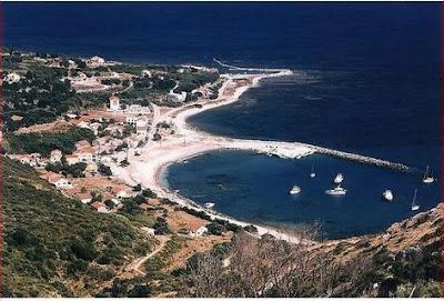 Ικανοποίηση του Αντιδημάρχου Οθωνών για την εύρυθμη πλέον λειτουργία της λιμενικής αρχής στο νησί.