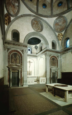 Brunelleschi Old Sacristy DEPARTAMENTO DE...