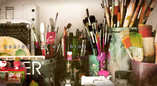 Doki 's art blog