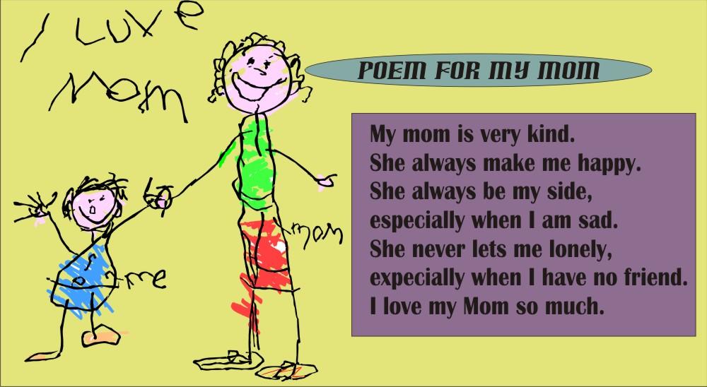 Puisi Untuk Mama Mendidik Anak Dengan Media Puisi Anak