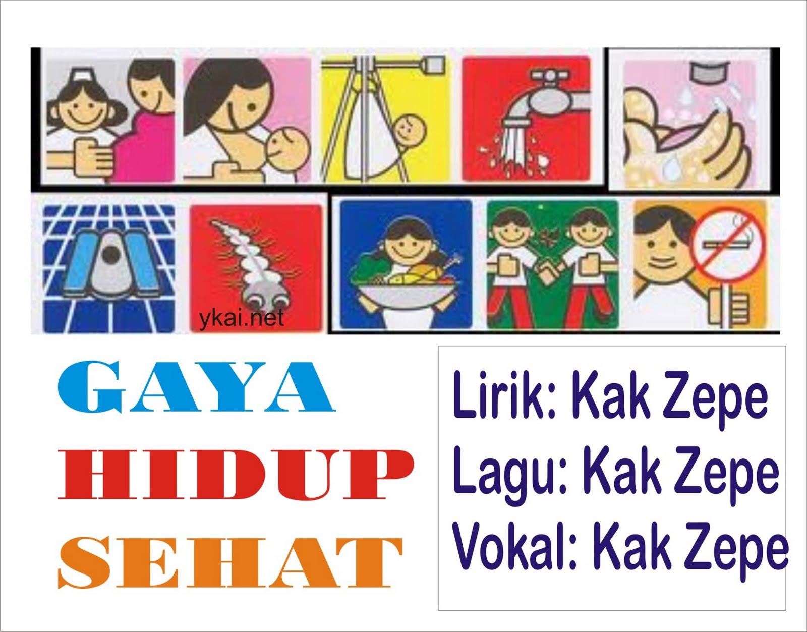 Anak Tentang Kesehatan dan Gaya Hidup Sehatr Untuk Anak-Anak - Peduli