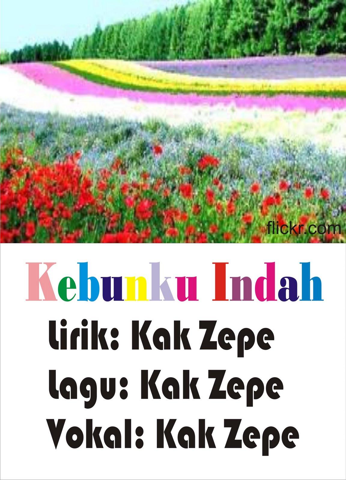 DOWNLOAD LAGU ANAK KAK ZEPE (Klik judulnya, lalu klik link di kata