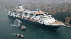 Navio MS Veendam - Embarques Rio, Valparaiso, Buenos Aires 2012 - 2013