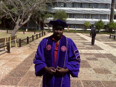 Graduation Pictures University of Limpopo