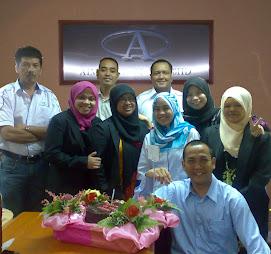 Aim Concept Sdn Bhd (my 2nd famili)