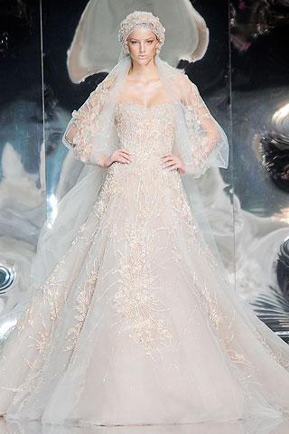 designer spotlight elie saab wedding dresses