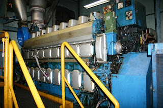 Second hand Wartsila generator sets