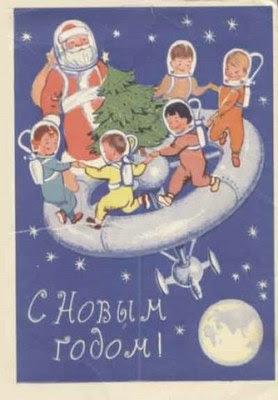 Sveta: New Year and Christmas in Russia!
