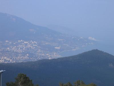 Crimea, Part 2: Crimean Mountains…