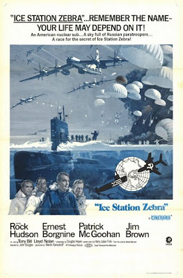 Russia @ North Pole: Ice Station Zebra!