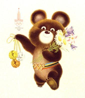 "Russia: ""Mishka"" should be the Mascot!"
