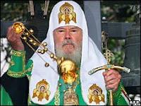 Russia: Patriarch Alexiy II, has died!